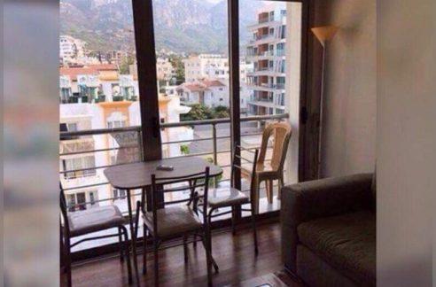 1 Bedroom Apartment For Sale Location Near Nusmar Market Girne (Price Drop Down) North Cyprus KKTC TRNC