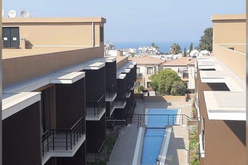 Brand New 1 Bedroom Apartment For Sale Location Dogankoy Girne North Cyprus KKTC TRNC
