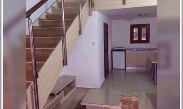 1 Bedroom Duplex Apartment For Rent Location Near to GAU Karaoglanoglu Girne. North Cyprus KKTC TRNC