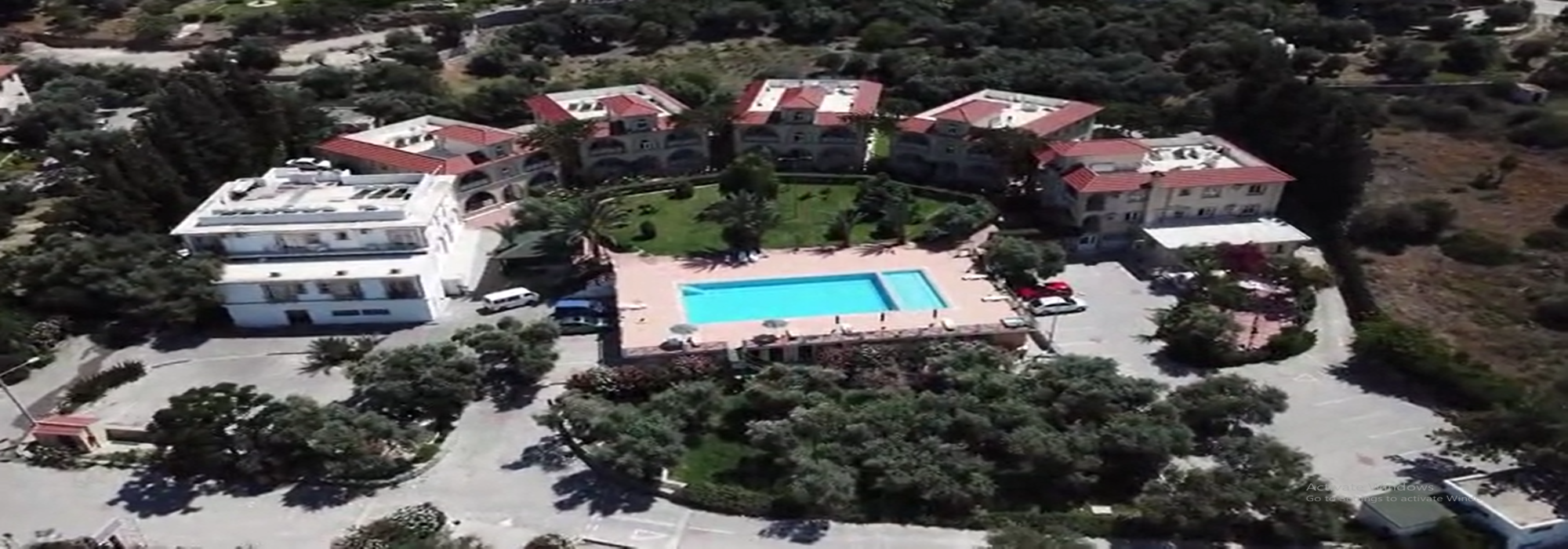 Great Business Opportunity Dream is to run a Highly Successful Apart Hotel with Best Location on the main high way road Edremit Alsancak Girne North Cyprus (For Sale)