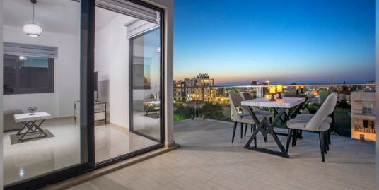 Adorable 2 Bedroom Penthouse For Rent Location Girne