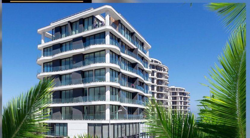 Cozy 1 Bedroom Apartment For Rent Location Center Girne North Cyprus KKTC TRNC
