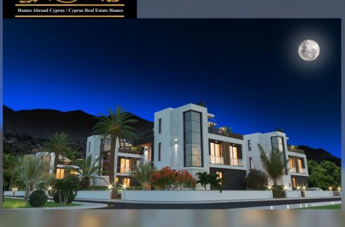 Elegant 4 Bedroom Villa For Sale Location Catalkoy Girne (Turkish Title Deeds) North Cyprus KKTC TRNC