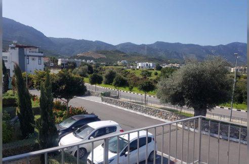 2 Bedroom Apartment For Rent Location Opposite Escape Beach Alsancak North Cyprus KKTC TRNC
