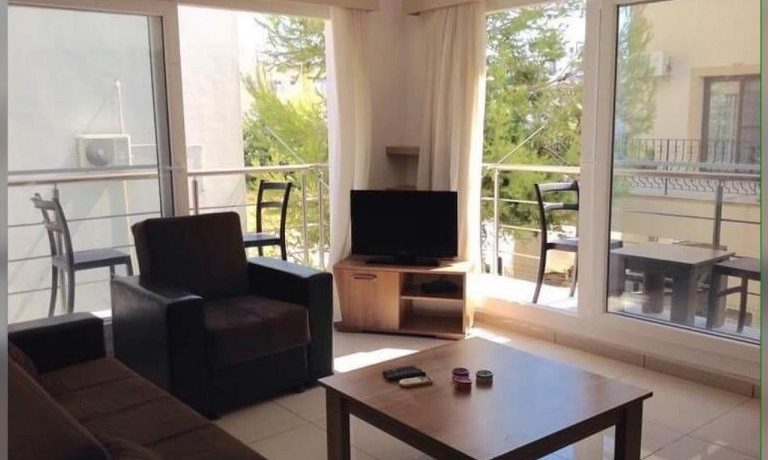 Nice 1 Bedroom Apartment for Sale Location Near To Amphitheatre Girne.(Turkish Title Deeds) North Cyprus KKTC TRNC