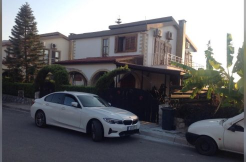 Nice 3 Bedroom Villa For Rent location Near Cratos Hotel Girne North Cyprus KKTC TRNC