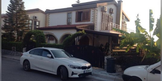Nice 3 Bedroom Villa For Sale location Near Cratos Hotel Girne (Diana Beach 5 minutes walking distance)